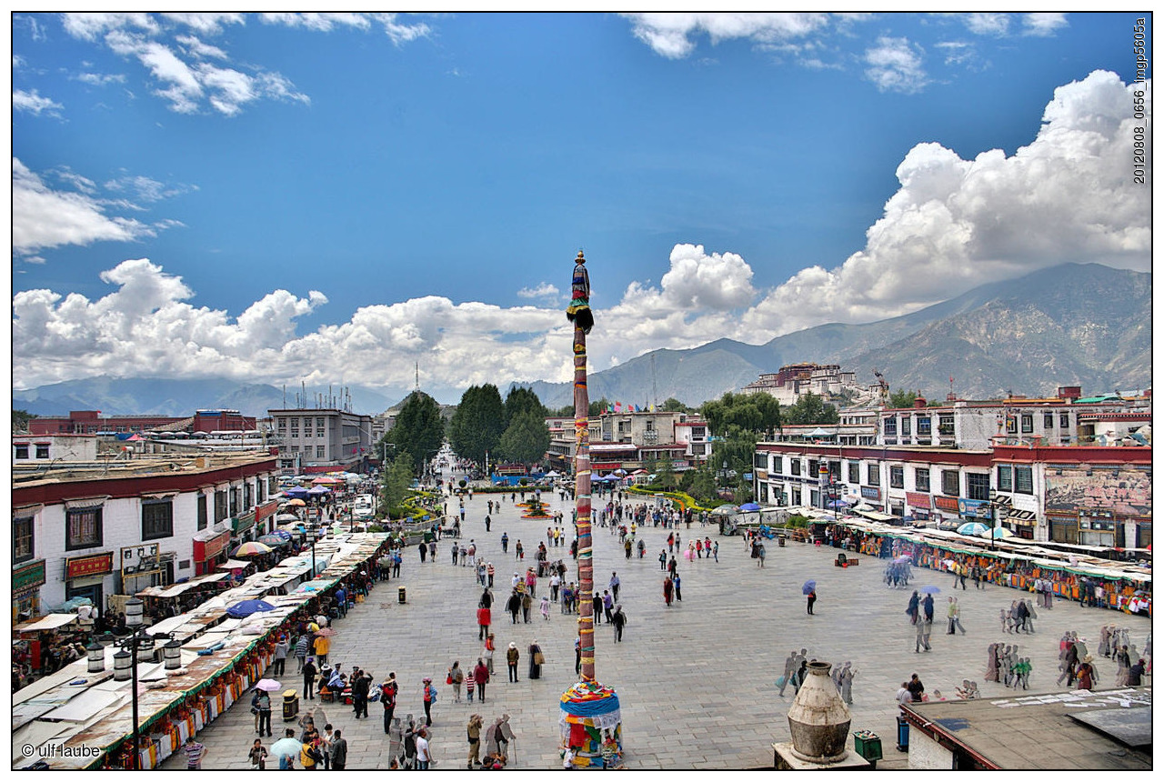 Kathmandu To Lhasa Budget Tour